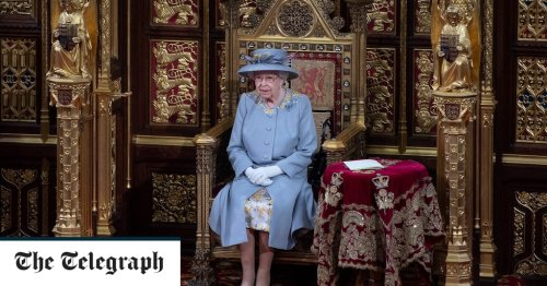 2021 Queen's Speech and State Opening of Parliament, in pictures