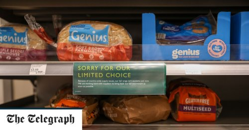 Pingdemic is leading to panic buying, supermarket bosses warn ministers