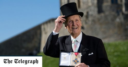 Can there be life after the reign of the great Nicholas Parsons?