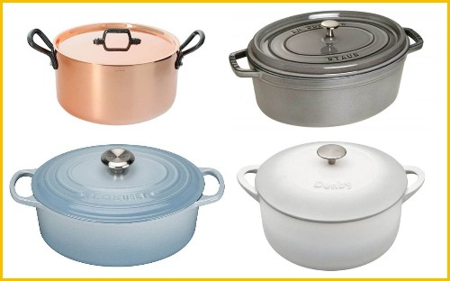 The best casserole dishes for delicious soups, stews, and pot roasts