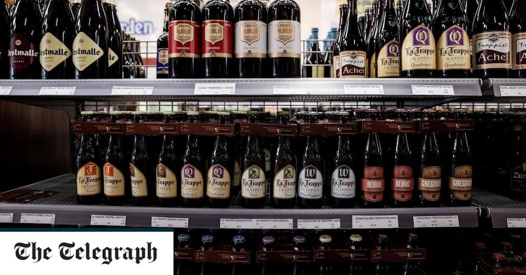 Belgium's beer brewing Trappist monks face recruitment crisis