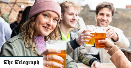Shivering at the pub? Here's what happens to your body when you eat and drink in the cold