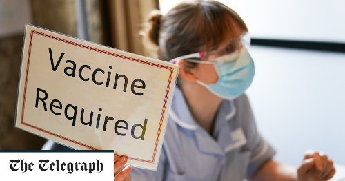 Coronavirus latest news: Nearly 12,000 lives saved by vaccines, study shows