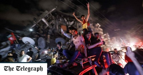 Israel-Gaza conflict, in pictures: Ceasefire holds as both Israel and Hamas claim victory
