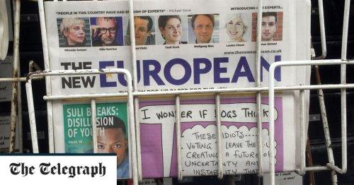 Fleet Street heavyweights chart fresh course for The New European