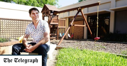RJ Mitte: 'My path to Breaking Bad all started with a trip to a water park'