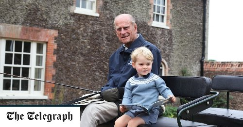 The nation mourns Prince Philip, the Duke of Edinburgh, in pictures