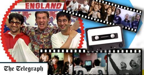 The making of Three Lions: The inside story of how England's most famous football song was born