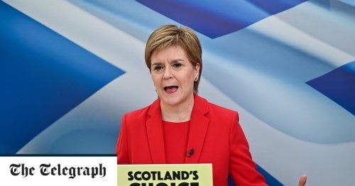 Nicola Sturgeon vows to 'demand' powers to hold independence referendum
