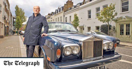 Rolls-Royce Corniche's continental heritage saved the company