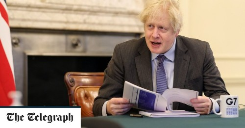 Pressure grows on Boris Johnson to agree a plan to start easing lockdown restrictions by March 8