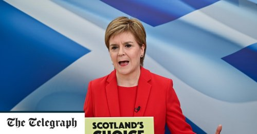 Where do SNP voters think Sturgeon is getting her money from?