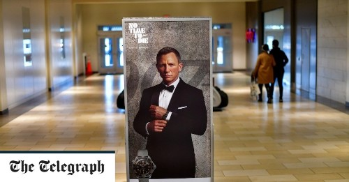 James Bond film No Time To Die delayed again over Covid pandemic