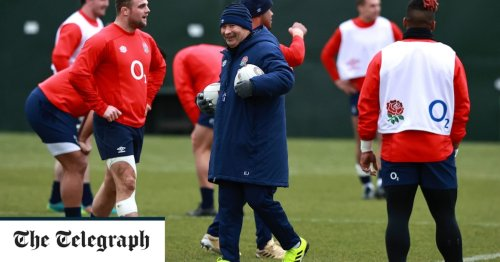 Creating game scenarios: Eddie Jones utilises pressure points to harden up England for French battle