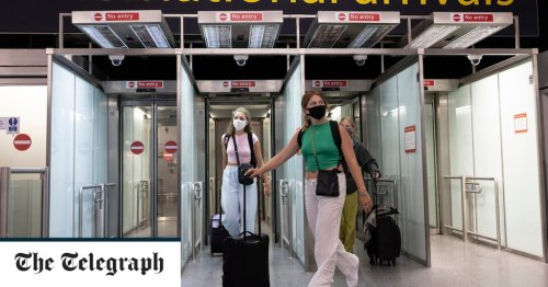 Pressure piles up on PM to ease travel restrictions and shun an amber watchlist