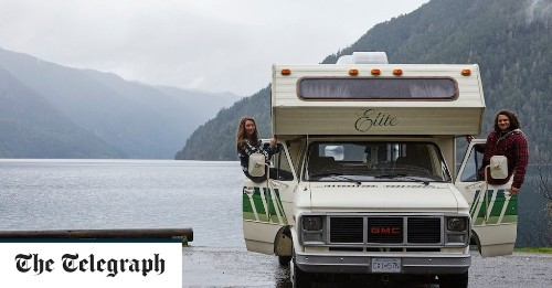 We quit our jobs and travelled the world in a campervan