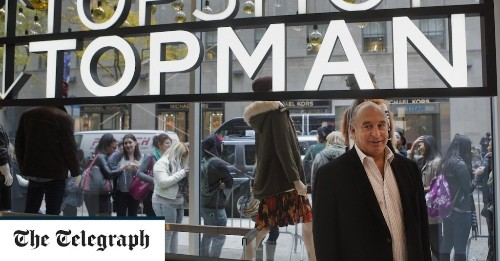 Next pulls out of the bidding war for Topshop