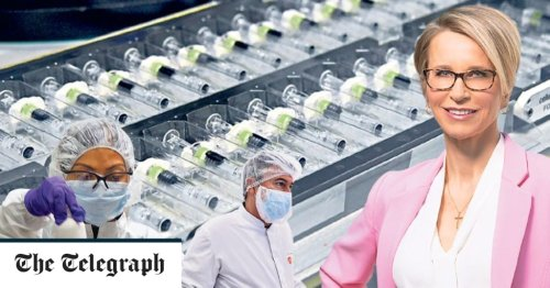 Emma Walmsley must win over staff in battle to make GSK great again