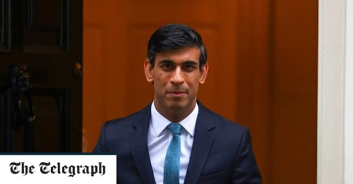 Rishi Sunak doubles one-off payment offer for universal credit claimants to £1,000