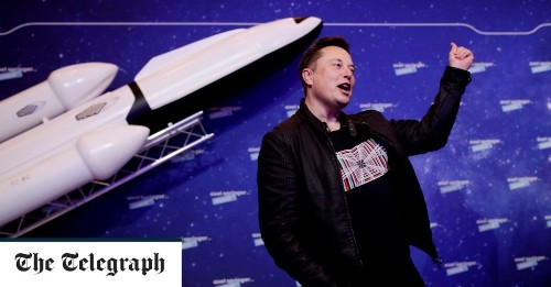 Elon Musk's SpaceX sets record for number of satellites launched - live updates