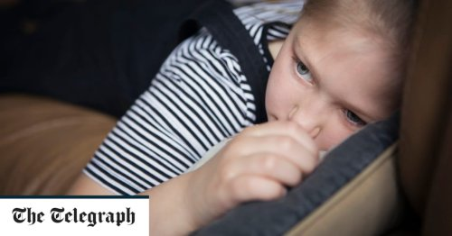 How to spot if your child is now suffering from 'locked-in trauma'