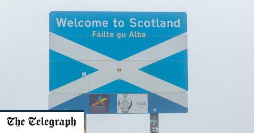 SNP's 'Scotland isn't England' messaging makes English people feel 'uncomfortable'