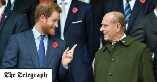 Prince Harry never wanted to hurt his grandparents with the Oprah interview