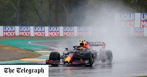 Emilia Romagna Grand Prix 2021, F1 live: latest updates and news from Imola