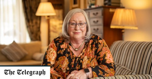 Jackie Weaver: 'I don't know when it became unacceptable to be ordinary'