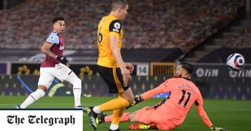 West Ham survive Wolves comeback to move into the top four as Jesse Lingard stars
