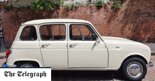 UK's rarest cars: Renault 4 at 60 – celebrating the most popular French car ever