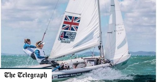 Hannah Mills aiming to make history by securing place on Ben Ainslie's boat