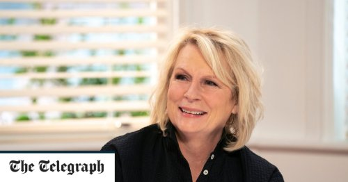 Jennifer Saunders: 'I have a kind of horror of red carpets events – all that having to dress up!'
