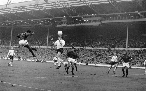 How Nobby Stiles tamed mighty Eusebio in England's only semi-final win in 1966