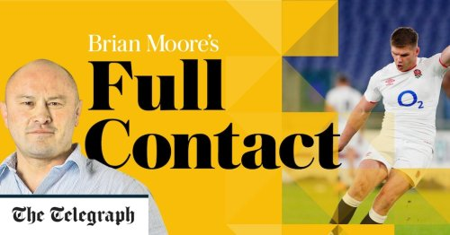 Brian Moore's Full Contact podcast: Ill discipline and lack of variety cost England more than bad refereeing