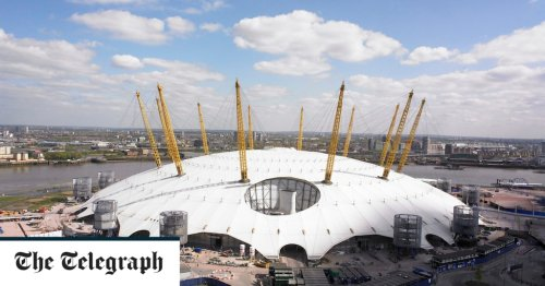 Millennium Dome was nearly scrapped and replaced with a tribute to Princess Diana