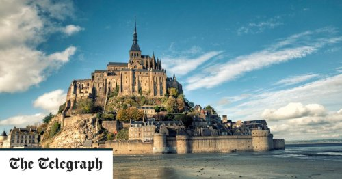 Mont Saint Michel to be 're-branded' in move away from overpriced omelettes