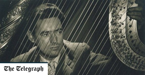 Osian Ellis, harpist known for his association with Benjamin Britten and Peter Pears – obituary