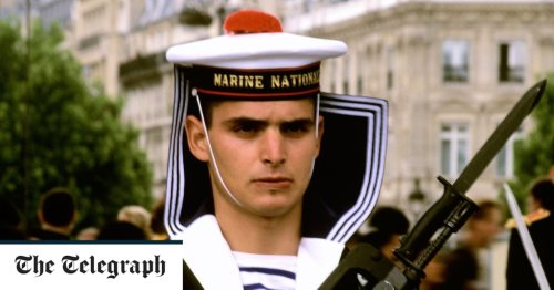 French Navy to sell its clothing as a brand for the first time with Breton striped tops