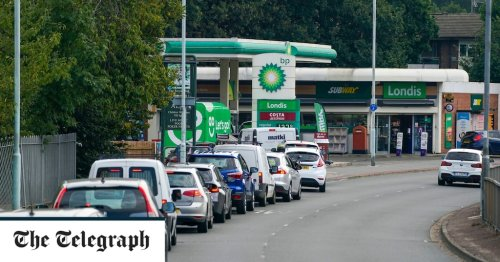 Plans for the Army to help ease mounting fuel crisis