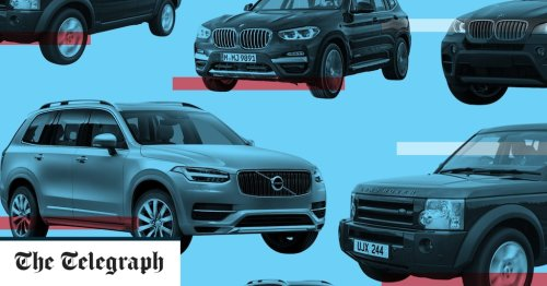 The five best premium SUVs under £10,000