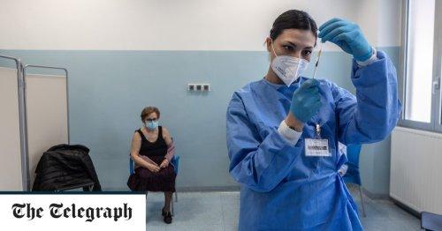 Pfizer boss accuses EU of hampering Covid vaccine rollout