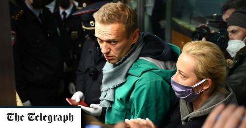 Alexei Navalny may yet be the man to topple Putin