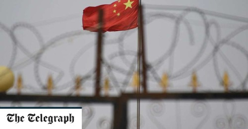 It's time for Britain to act against this vile Uighur genocide