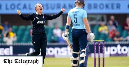 England's batting falters again as New Zealand keep series alive with win