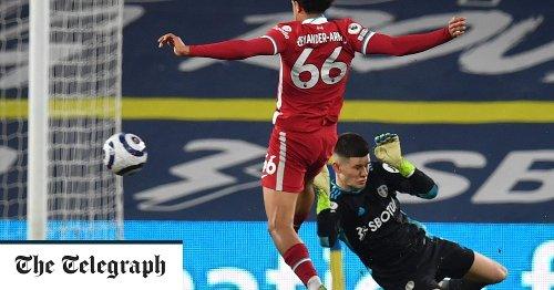 Liverpool draw at Leed United as Jurgen Klopp attacks Gary Neville over European Super League