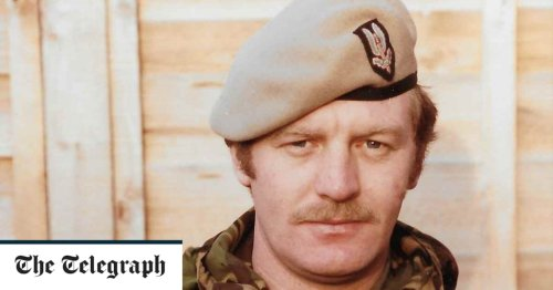 Major Tommy Turtle, SAS soldier who took part in crucial operations during the Falklands War – obituary