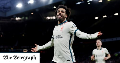 Man Utd vs Liverpool, player ratings: Mohamed Salah perfect but Harry Maguire and Luke Shaw woeful
