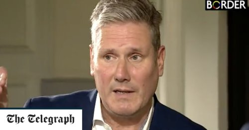 Keir Starmer supports relaxing of drug laws in Scotland