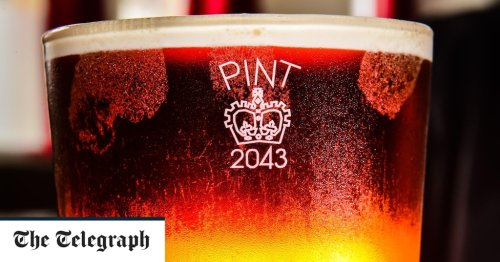 Brexit triumph as Crown Stamp returns to pint glasses after bonfire of EU rules